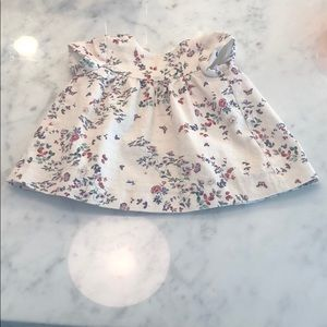 Zara girls dress size 9/12 months